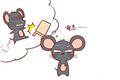 屬鼠男暗戀你的表現:只與你親近,無理由容忍你耍小性子!
