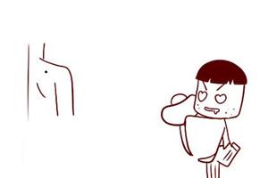 痣相分析男人背部有痣好不好?是否命藏巨富