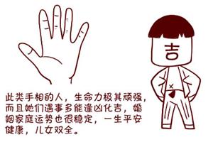 男人的手型像猴掌好吗?防备心理重