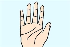 手掌中生命线长而深代表什么意思