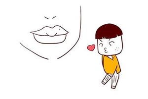 嘴唇上有痣的男人好吗,感情运势怎么样?