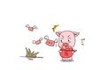 2021年属猪的多大年龄?生肖猪人都很乐观吗?