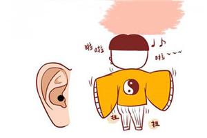 男人耳朵长痣代表什么?财运不错!