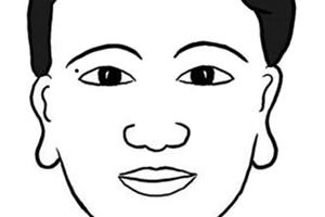 痣相分析男人眼部长痣代表什么?容易被抛弃?