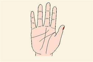 手相中指长短代表什么意思,如何从其形状看性格?