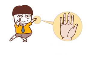 手相食指长短代表什么意思,如何从其形状看性格?
