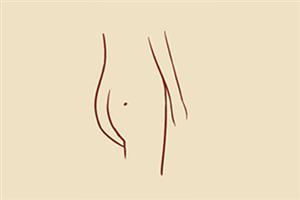 女人左边臀部长痣好不好,代表什么意思?