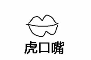 虎口嘴型是什么样的,是典型的富贵面相吗?