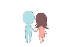 八字看女朋友出现时间,流年逢财星容易遇到意中人