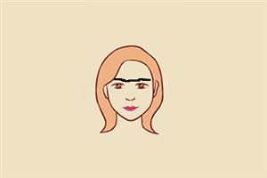 女人眉毛连在一起的面相有什么说法,是福还是祸?