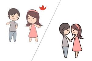女朋友吵架闹分手怎么办