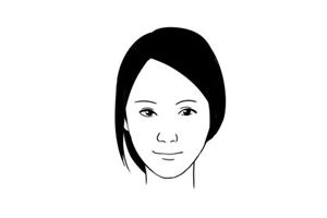 女人下巴尖的性格如何,女人尖下巴面相好不好?