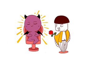 天蝎座2021年桃花运势查询:感情浓度不够