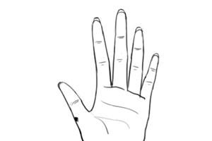 手掌上的夺物痣代表什么,会强取豪夺别人的东西?