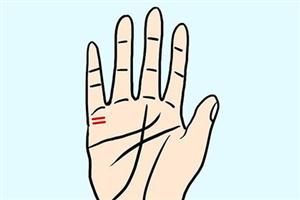 手相分析女人婚姻线看哪只手比较准?是否家庭幸福