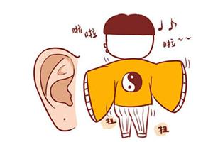 面相分析大耳朵的woman命运,是不是很有福气?