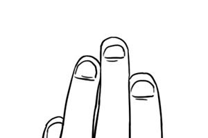女人手指长的命运如何,一生比较辛劳?