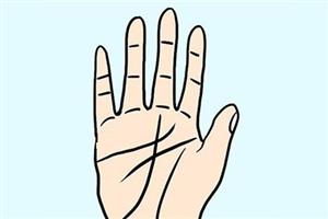 男人掌纹怎么看,什么样的掌纹有好运?