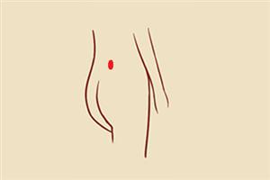 痣相解析腰上有痣的人的命运如何?长在尾椎才学过人?