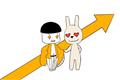生肖兔女和生肖兔男相配吗?氛围良好,幸福指数高!