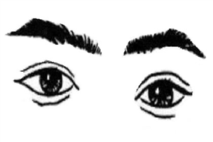 眉尾上扬的人性格如何,真的是嚣张跋扈吗?