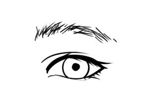 解析从眉毛看相女人结婚