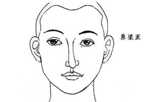 男人鼻梁歪面相好吗,自我中心原则不强。