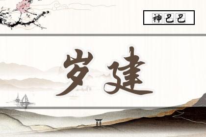紫微斗数岁建星详解_岁建星入命宫_神巴巴测试网