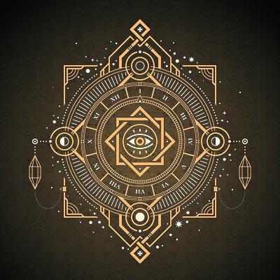 托特塔罗牌占卜抽牌_三角形占卜法_占卜三角形塔牌